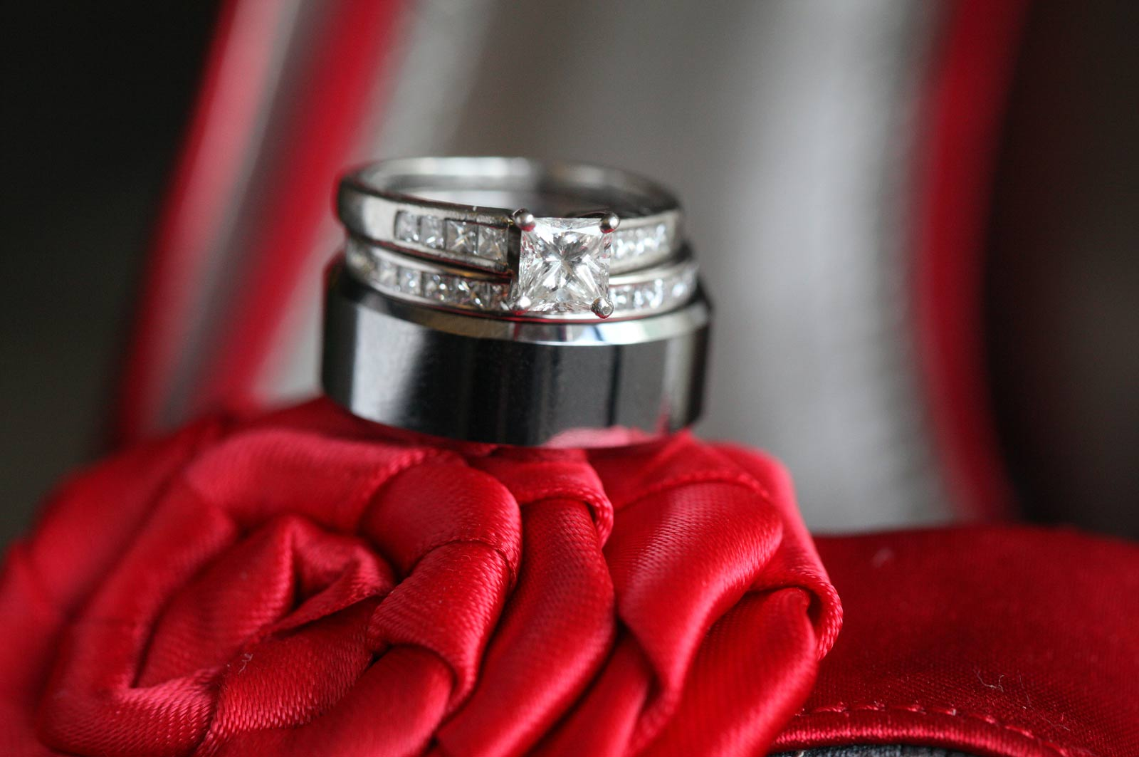 Wedding Bands - Engagement Rings