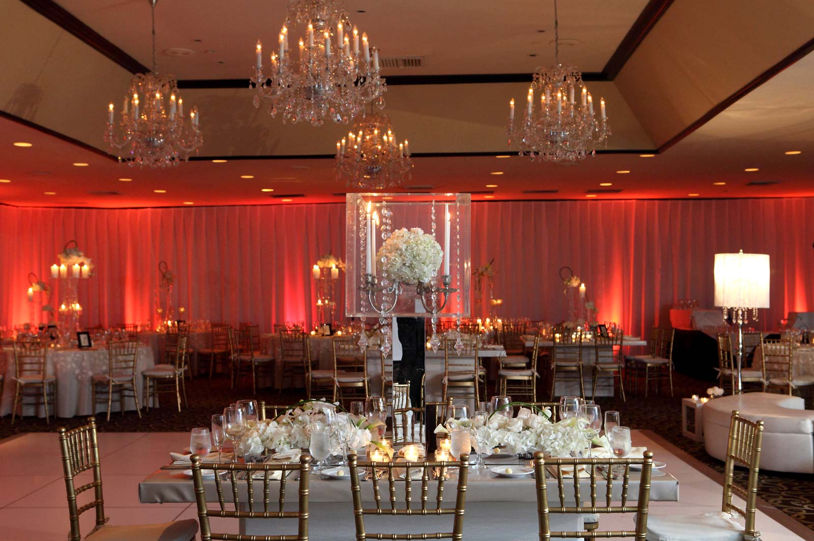 Espectacular Wedding Reception in Miami - Photo by J. Garcia